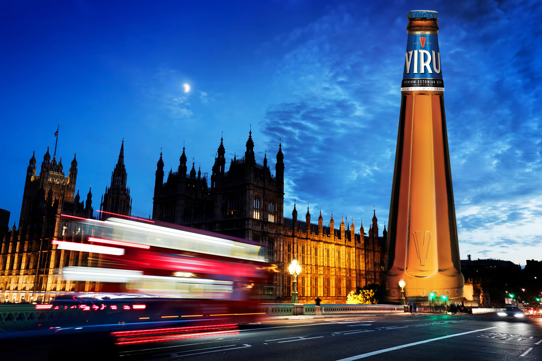 Viru Beer London